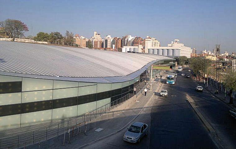 FOTO: La terminal de ómnibus