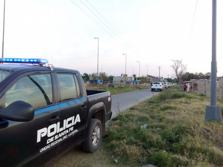 AUDIO: Desalojaron terrenos usurpados en Santa Fe