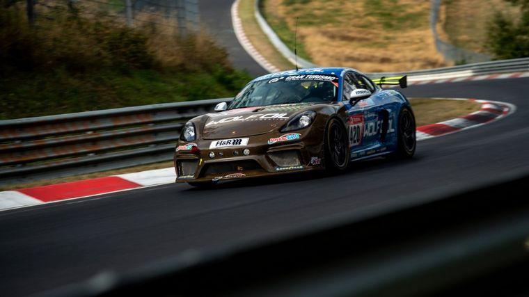 FOTO: Las fibras naturales comienzan a formar parte de los autos de competición