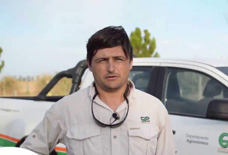AUDIO: Mauricio Lattanzi, jefe de asesores de Cooperativa General Paz Marcos Juárez.