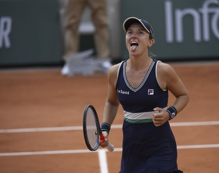 AUDIO: La mirada de dos glorias del tenis femenino sobre Nadia Podoroska