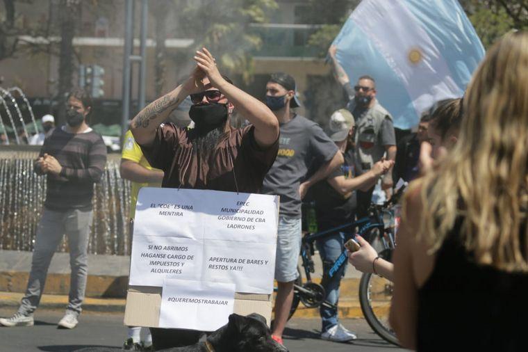 AUDIO: Córdoba: múltiples protestas y caos de tránsito en el Centro