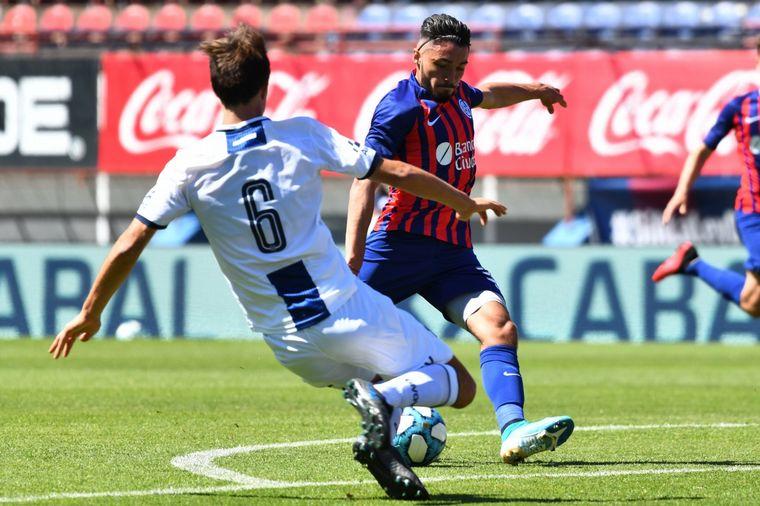 FOTO: La primera victoria de la era Soso: San Lorenzo venció 1 a 0 a Talleres