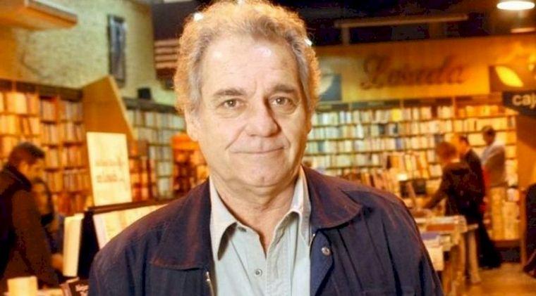 FOTO: El actor Hugo Arana falleció este domingo a los 77 años.
