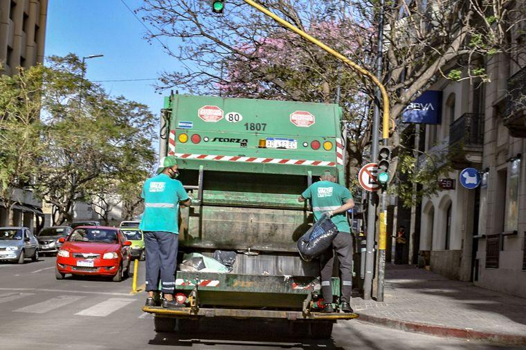 FOTO: No habrá recolección domiciliaria de residuos (foto: @Surrbac).