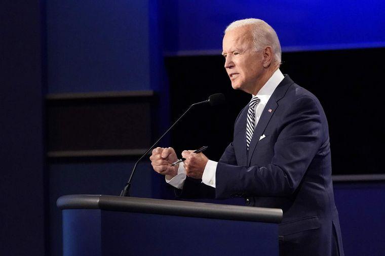 FOTO: Joe Biden obtuvo los votos necesarios y fue electo presidente de EE.UU.