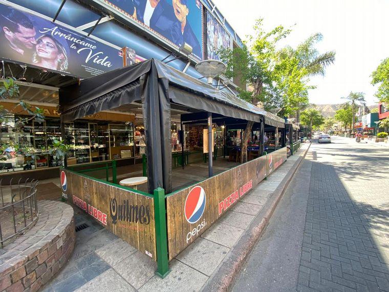 FOTO: En Salsipuedes, Bares y restaurantes abrieron sus puertas.