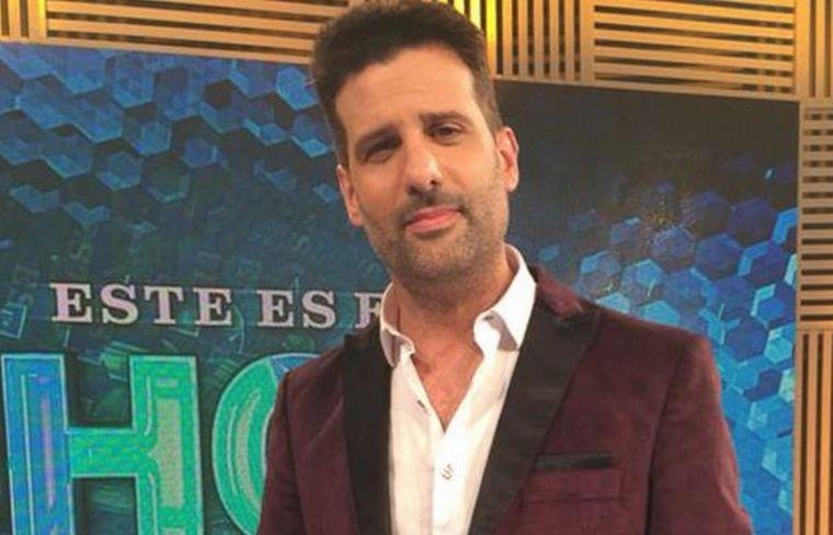 FOTO: José María Listorti se contagió de coronavirus: