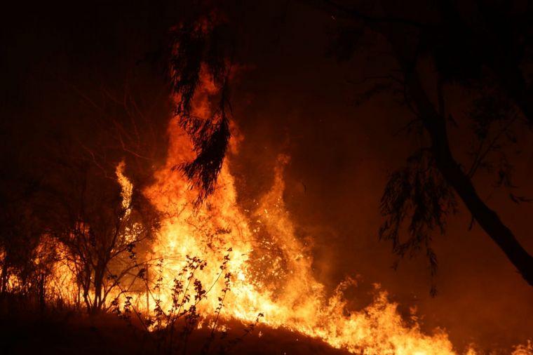 AUDIO: La tregua fue breve: rayos iniciaron dos nuevos incendios en Córdoba