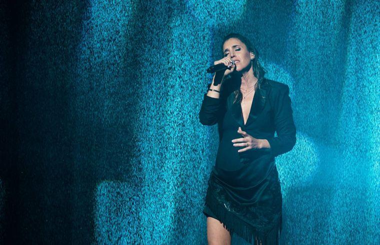 AUDIO: Soledad festejó sus 40 años con un concierto online