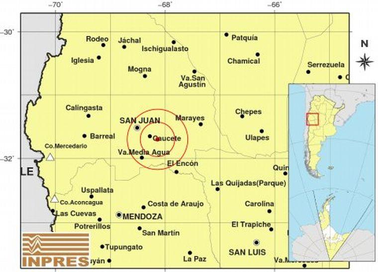 FOTO: Tres sismos sacudieron este miércoles por la noche a San Juan