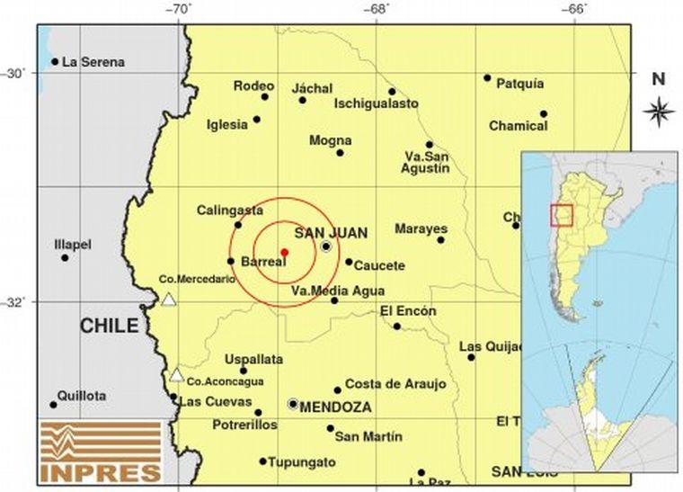 AUDIO: Tres sismos sacudieron este miércoles por la noche a San Juan