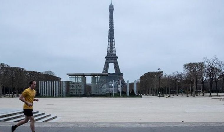 AUDIO: Duro confinamiento en Francia ante otro brote de coronavirus