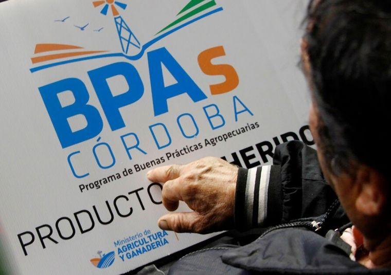 AUDIO: Sergio Busso, ministro de Agricultura y Ganadería de Córdoba.