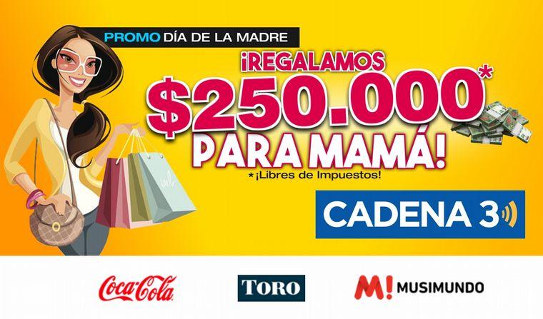 AUDIO: Los 250 mil pesos ya tienen madre ganadora