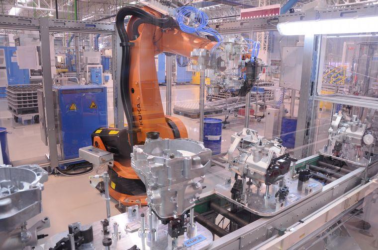 FOTO: El Centro Industrial Córdoba emplea a 1.348 trabajadores.