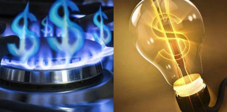 FOTO: Fin del congelamiento de tarifas de gas y luz para diciembre