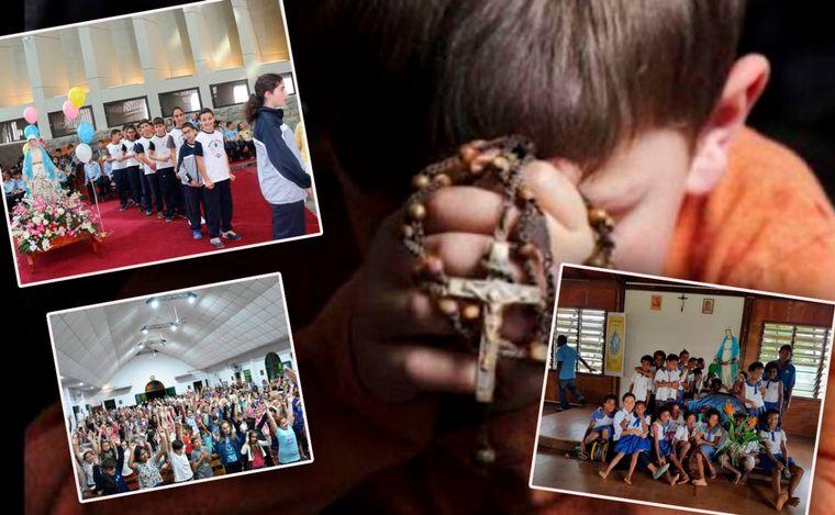 AUDIO: Convocan a un millón de niños a rezar por la paz y la unidad