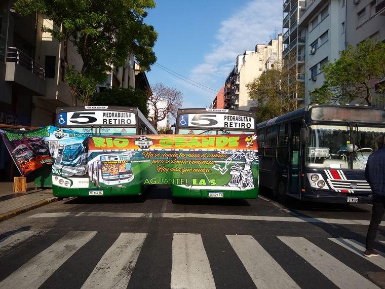 FOTO: Camioneros realizará una caravana por el Día de la Lealtad Peronista.