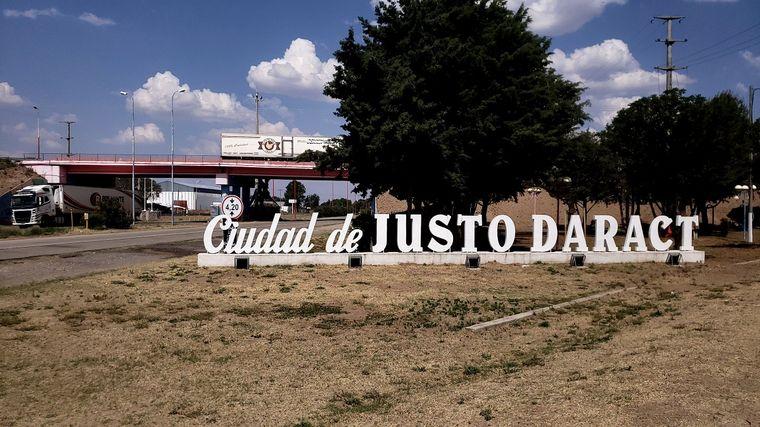 AUDIO: Camioneros levantaron el bloqueo a los ingresos a San Luis