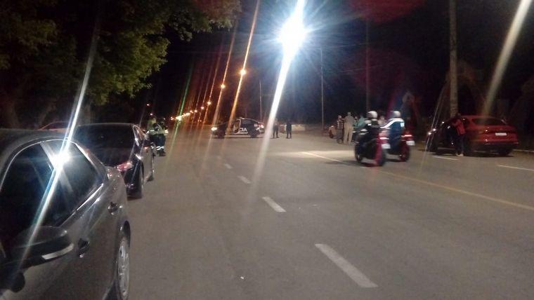 FOTO: Un automovilista atropelló a seis ciclistas y mató a tres (Foto: El Sol).