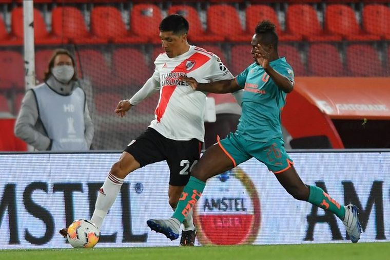 FOTO: River Plate vs LDU Quito