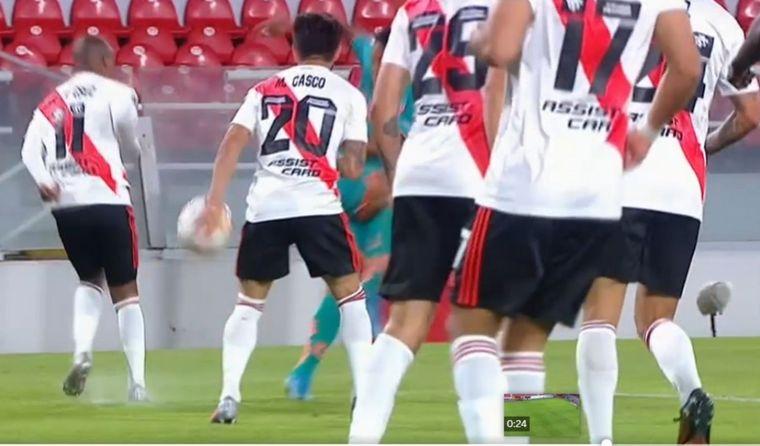 FOTO: El primer gol del