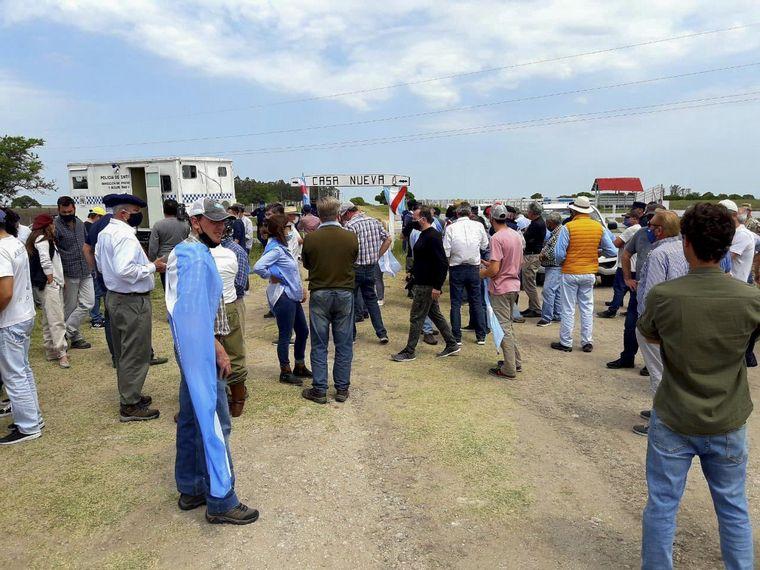 AUDIO: Sociedad Rural de Entre Ríos se manifestó en contra de las usurpaciones