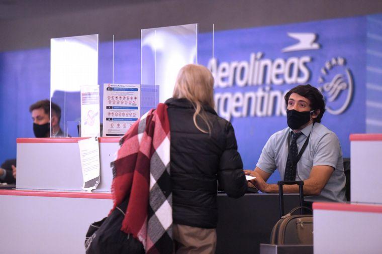 AUDIO: Desde ANAC estiman que en pocos días habilitarán los vuelos internacionales