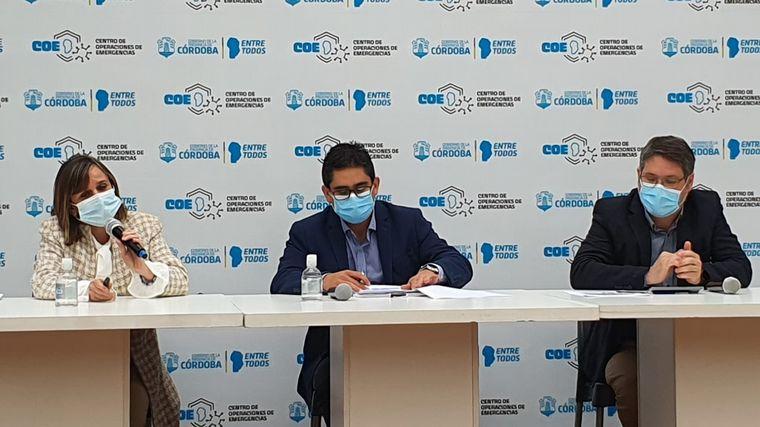 AUDIO: Suman 725 camas críticas y baja al 62% la ocupación en terapia en Córdoba
