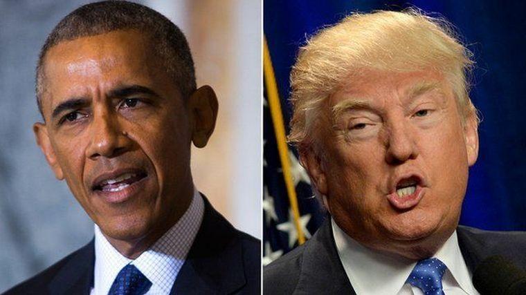 Melania Trump, otra vez, retira su mano de Donald Trump tras debate