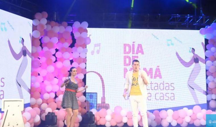 FOTO: La conducción está a cargo de Gabriela Tessio y Luis Muñoz.