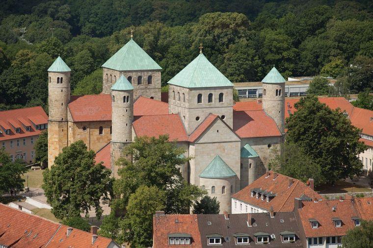 FOTO: Ottbergen, a 40 kilómetros de Hannover.