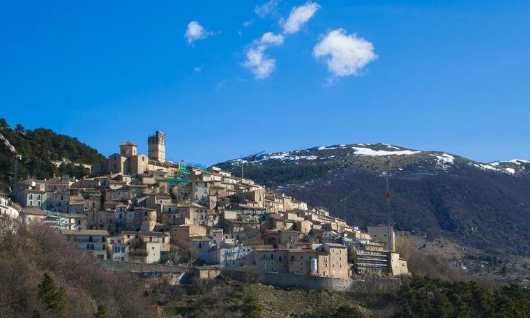 FOTO:  Santo Stefano di Sessanio