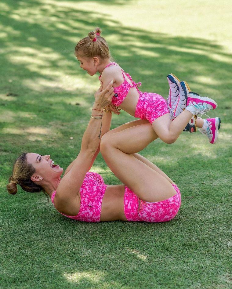 FOTO: Madre e hija también comparten la pasión por la moda.