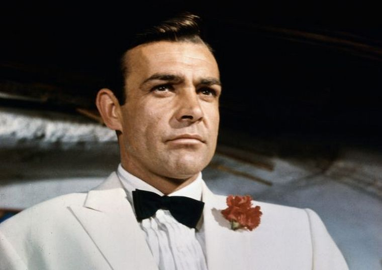 FOTO: Falleció Sean Connery, el legendario James Bond