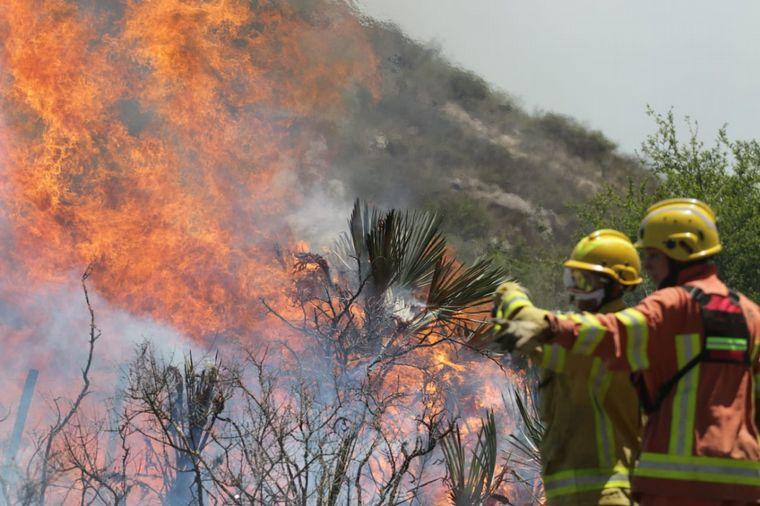 AUDIO: Los bomberos voluntarios de Córdoba tendrán una fuerte suba sus pensiones