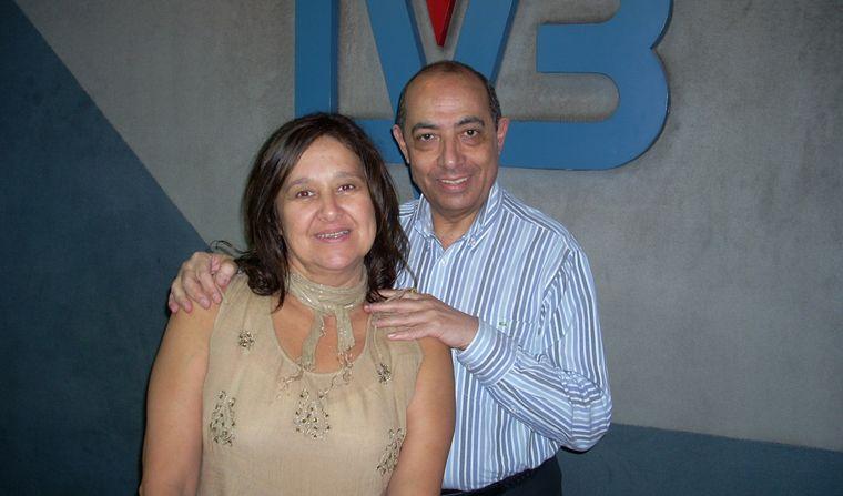 Foto: Mario Pereira, amante de la radio desde el primer día.