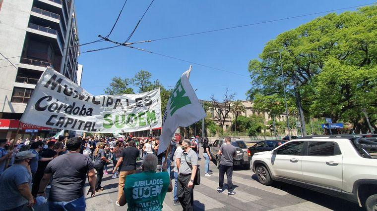 FOTO: Protesta de los municipales
