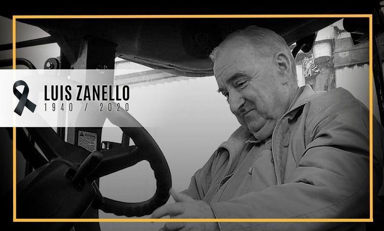 AUDIO: Pablo Zanello, hijo de Luis Zanello.
