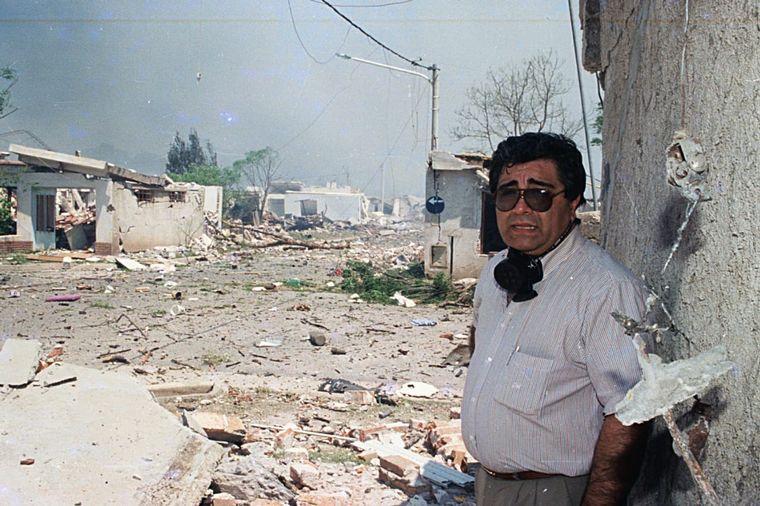 AUDIO: Contó cómo perdió a su hija en las explosión de Río Tercero