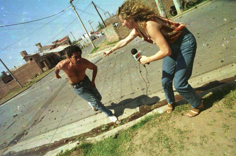 FOTO: A 25 años de la explosión en Río Tercero