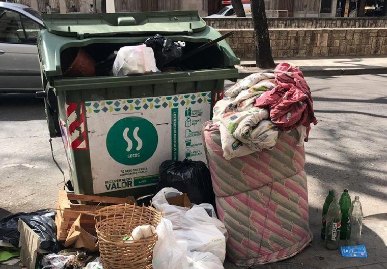 AUDIO: ¿Por qué no funciona el sistema de recolección diferenciada en Córdoba?