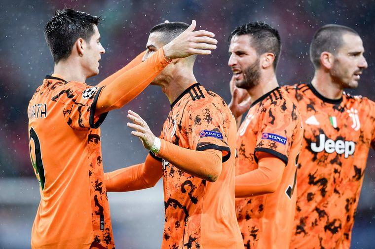 FOTO: Con protagonismo de Dybala, Juventus goleó al Ferncváros (Foto: Juventus)