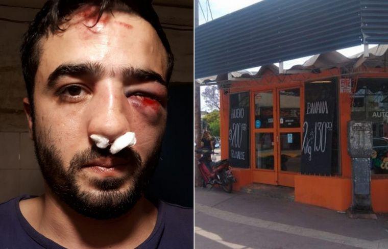 AUDIO: El Centro de Almaceneros repudió el ataque a un comerciante
