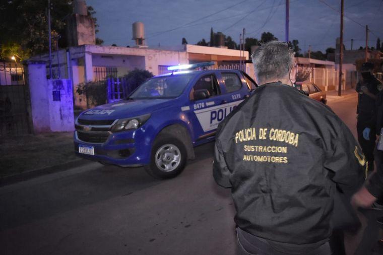 AUDIO: Golpe al tráfico de autopartes y venta de vehículos robados en Córdoba