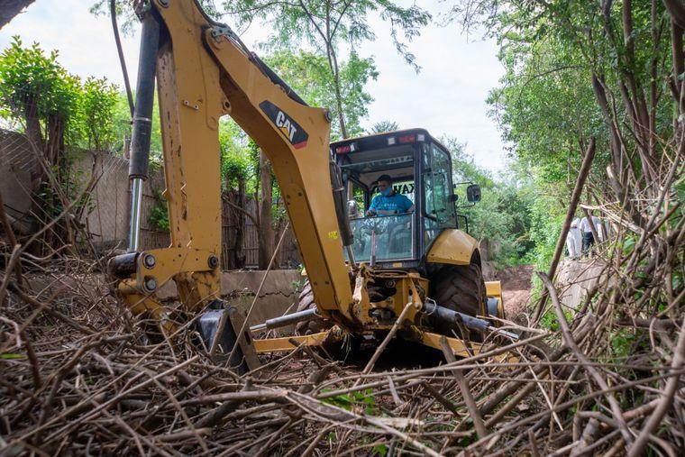 AUDIO: Córdoba: recolectaron 15 mil toneladas de residuos de los canales