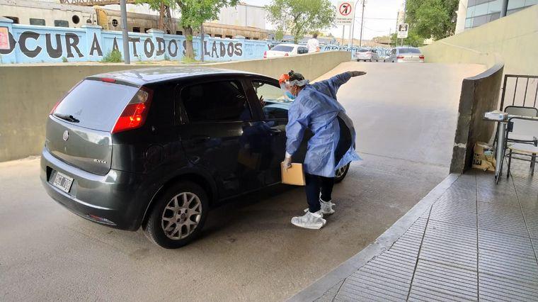 AUDIO: Ya se implementaron los testeos vehiculares en Córdoba
