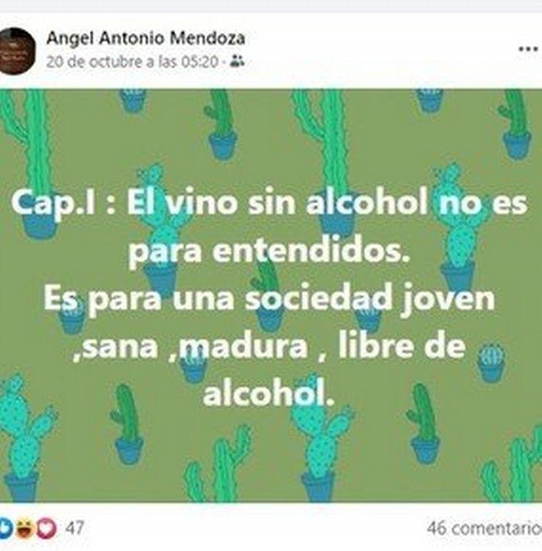 AUDIO: Eduardo Garcés, presidente de la Federación de Viñateros en Una mañana para todos.
