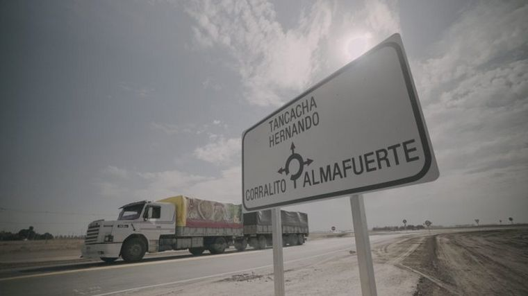 FOTO: Habilitaron la obra de Circunvalación en Río Tercero